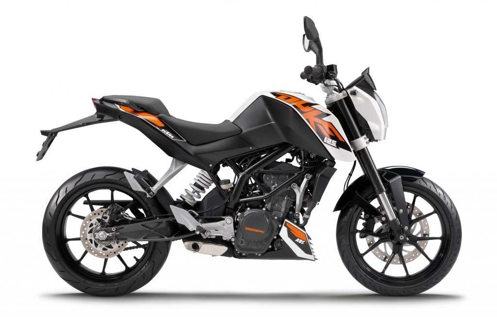 ktm duke 125 motocykle 125 opinie ceny porady. Black Bedroom Furniture Sets. Home Design Ideas