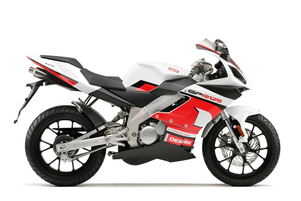 Derbi GPR 125 Racing 4T