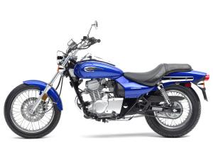 Kawasaki BN (lub EL) 125 Eliminator (1998 – 2007)