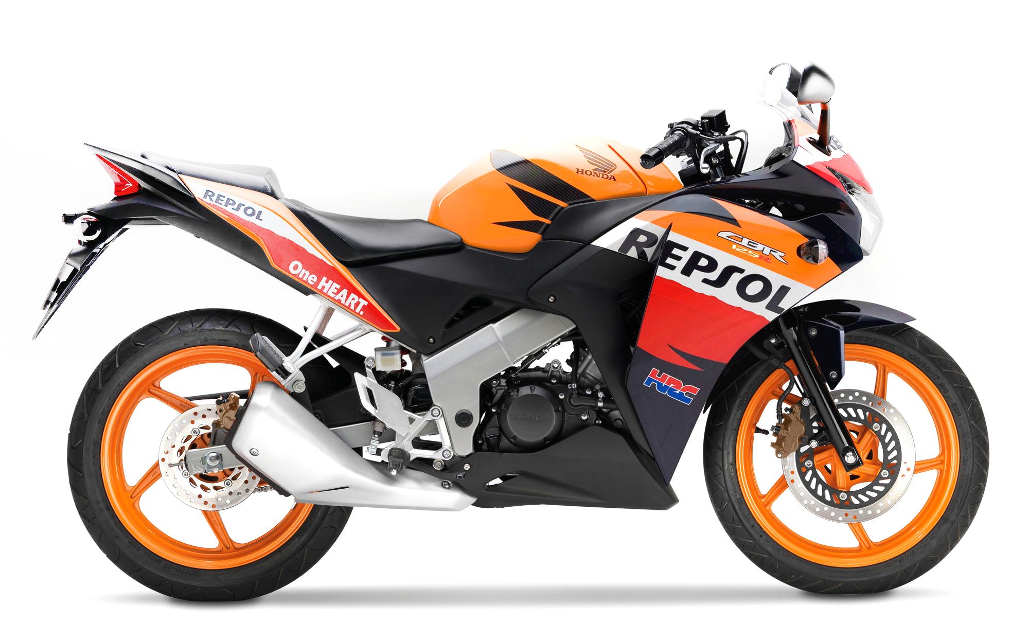 Honda Cbr 125 Motocykle 125 Opinie Ceny Porady