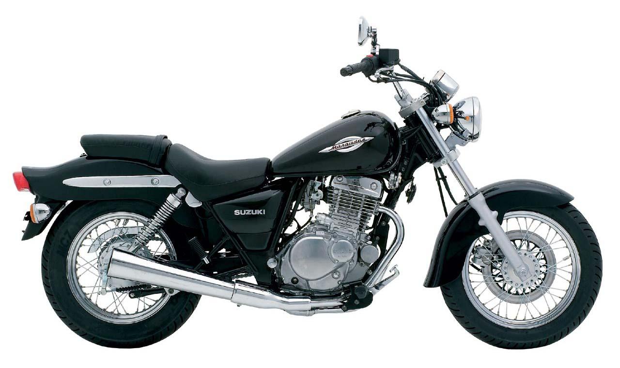 Suzuki GZ 125 Marauder