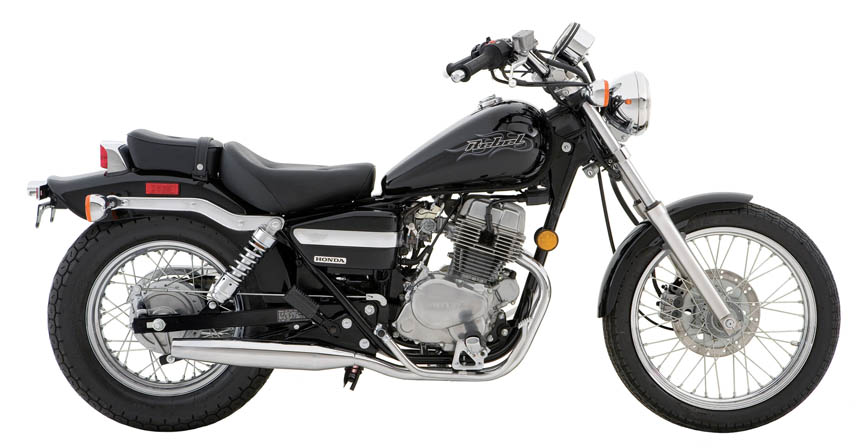 Honda CA Rebel 125 (1995-2001)