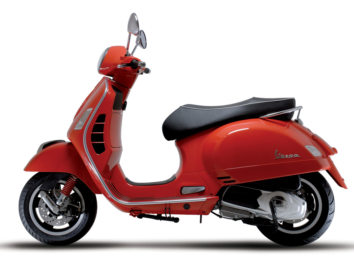 vespa gts 125 i e motocykle 125 opinie ceny porady. Black Bedroom Furniture Sets. Home Design Ideas
