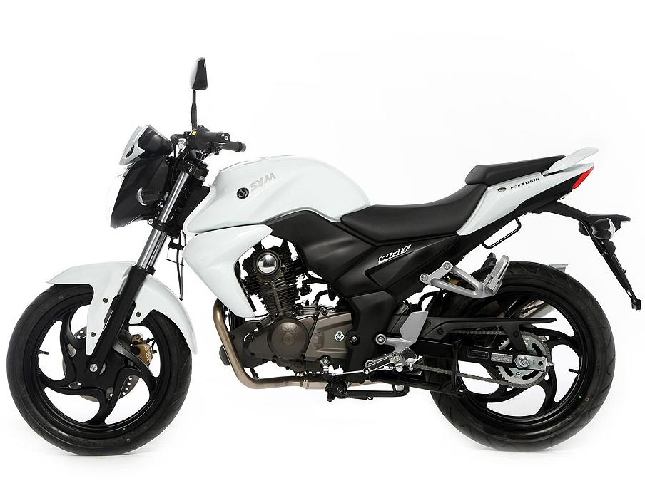 sym wolf 125 motocykle 125 opinie ceny porady. Black Bedroom Furniture Sets. Home Design Ideas
