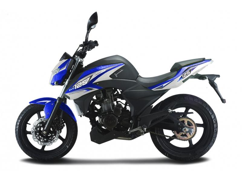 Junak Evo 125 Motocykle 125 Opinie Ceny Porady