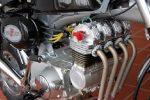 Jak brzmi 4 cylindrowy silnik 125 ccm?