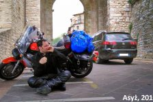 Okiem użytkownika: Małolitrażowym motocyklem w trasę.