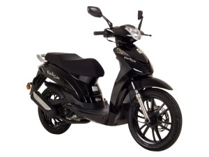 Romet Black City 125
