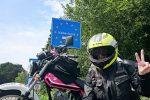 Tysiące kilometrów, zrobione po całym świecie, zwykłym motocyklem 125!