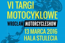 Wrocław Motorcycle Show 2016