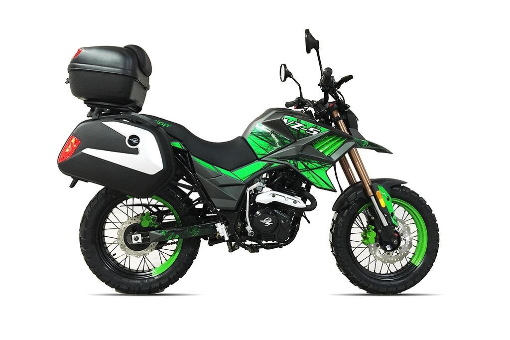 Zipp Vz 5 Motocykle 125 Opinie Ceny Porady