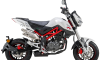 Mini Test i prezentacja Benelli TNT 125