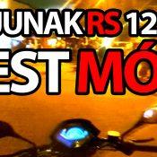 Junak RS 125 – Jest mój