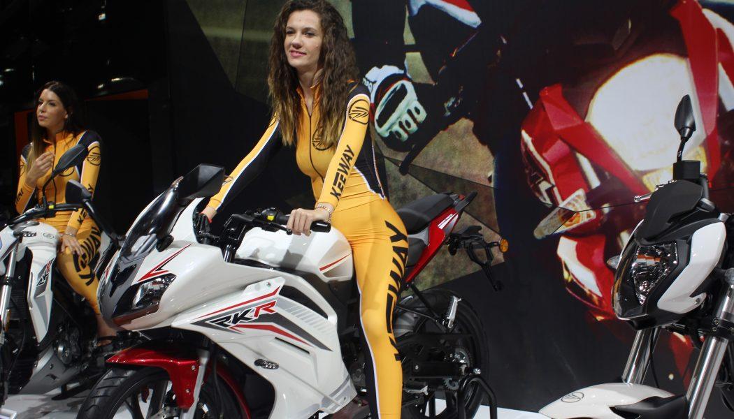 Motocykle KEEWAY zaprezentowane na targach EICMA [GALERIA]