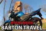 Barton Travel i Mysia Wieża w Kruszwicy