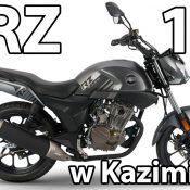 Jadę do Kazimierza na Junaku RZ 125