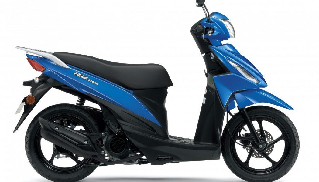 Promocyjne ceny na Suzuki Address 110 i GSX-R1000