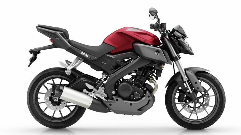 Yamaha YZF MT 125