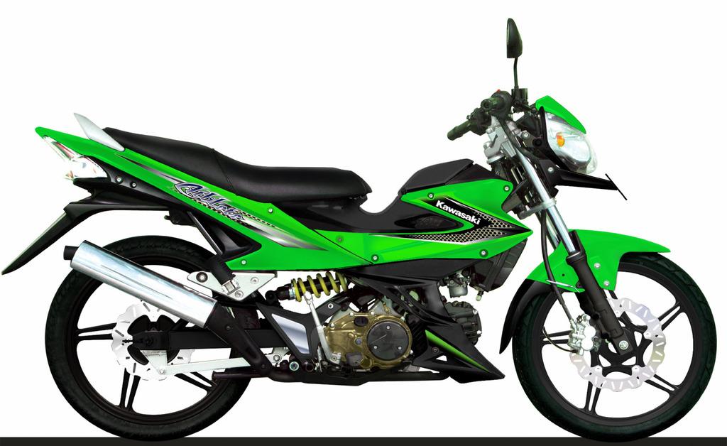Kawasaki AX 125 Athlete