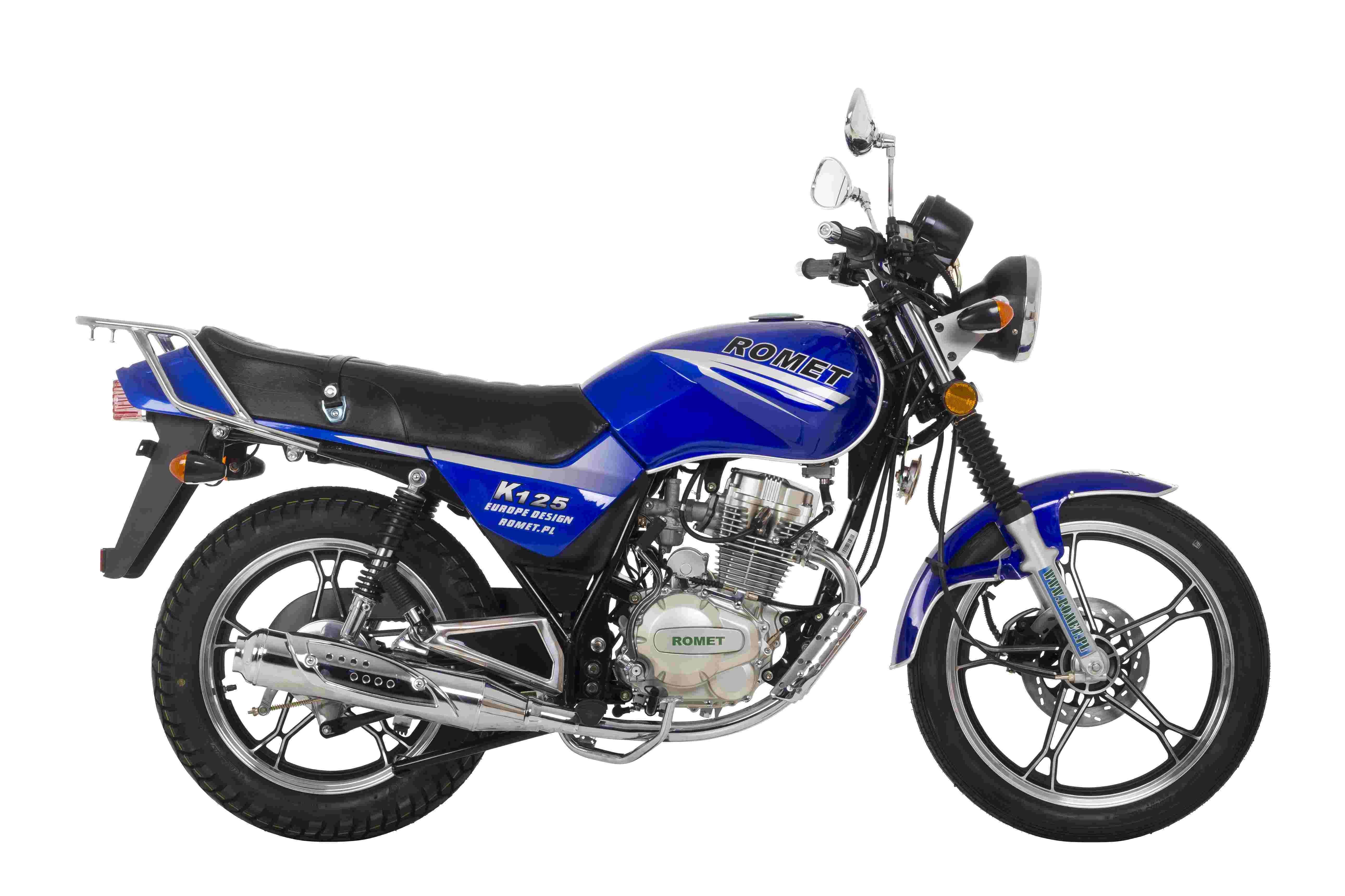 Romet K125
