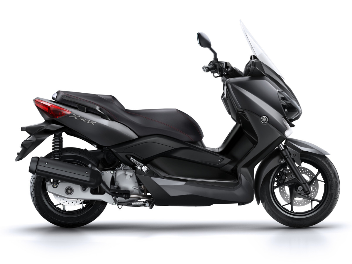 yamaha x max motocykle 125 opinie ceny porady. Black Bedroom Furniture Sets. Home Design Ideas