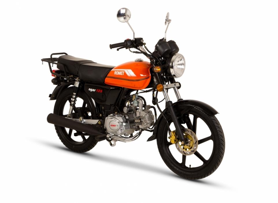 Romet Ogar 125 Motocykle 125 Opinie Ceny Porady
