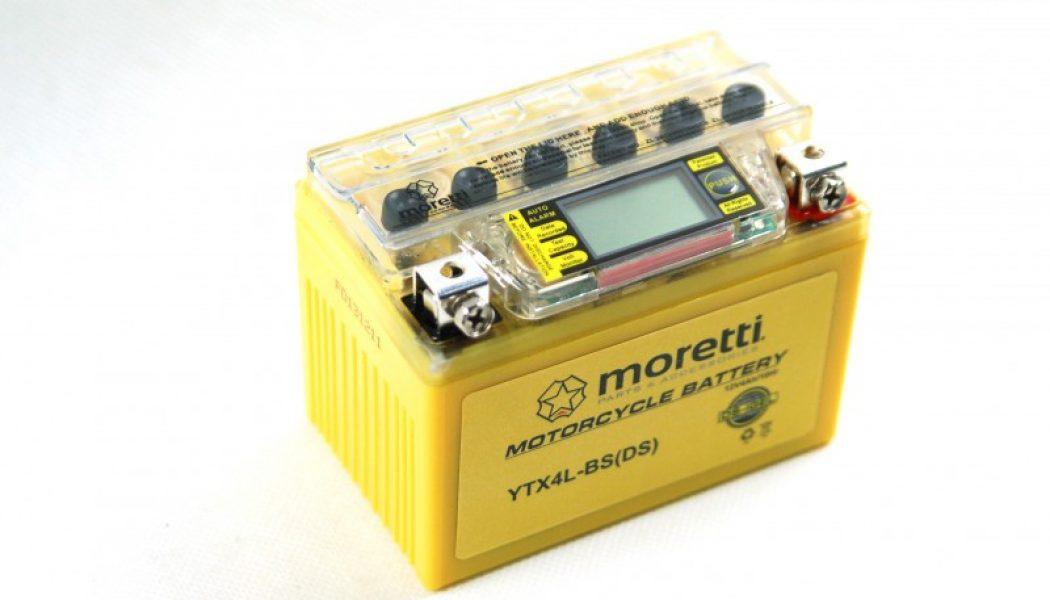 Akumulator z wyświetlaczem LCD, czy warto?