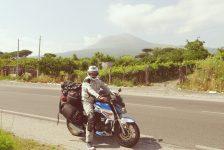 8000 km wyprawy na Junaku RS 125 Pro