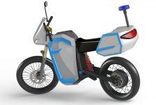 Elektryczne motocykle coraz bliżej – LEM Bullet