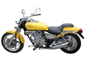 Daelim VT 125 Evolution