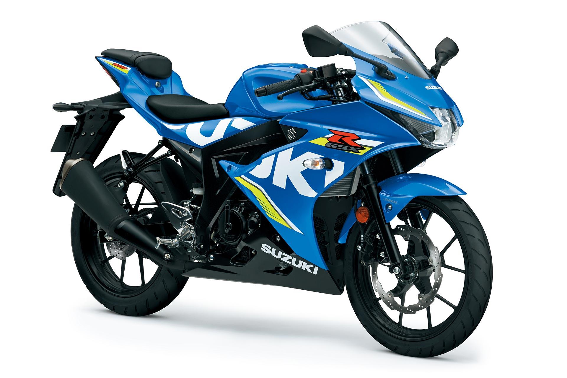 Bardzo dobra Suzuki GSX R125 - Motocykle 125 - Opinie, ceny, porady OO18
