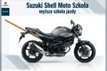 Suzuki Shell Moto Szkoła 2018 – Suzuki i Shell otwierają sezon bezpiecznego podróżowania na motocyklu