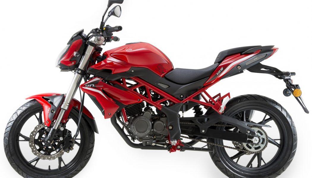 Benelli BN 125 wkrótce w salonach motocyklowych