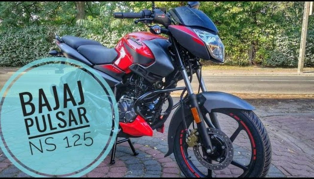 Kilka słów o Bajaj Pulsar NS125 Motocykle 125 Opinie