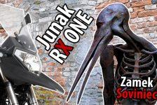 Junak RX ONE 125 – Zamek Soviniec w Czechach