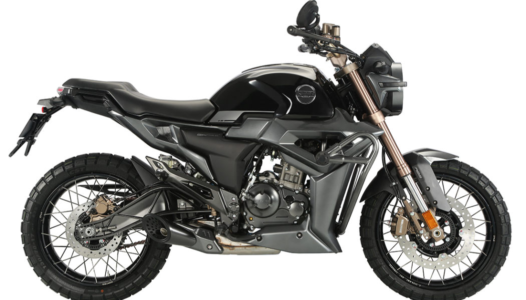 15-konny motocykl od Kidena? Czy ktoś go ściągnie?