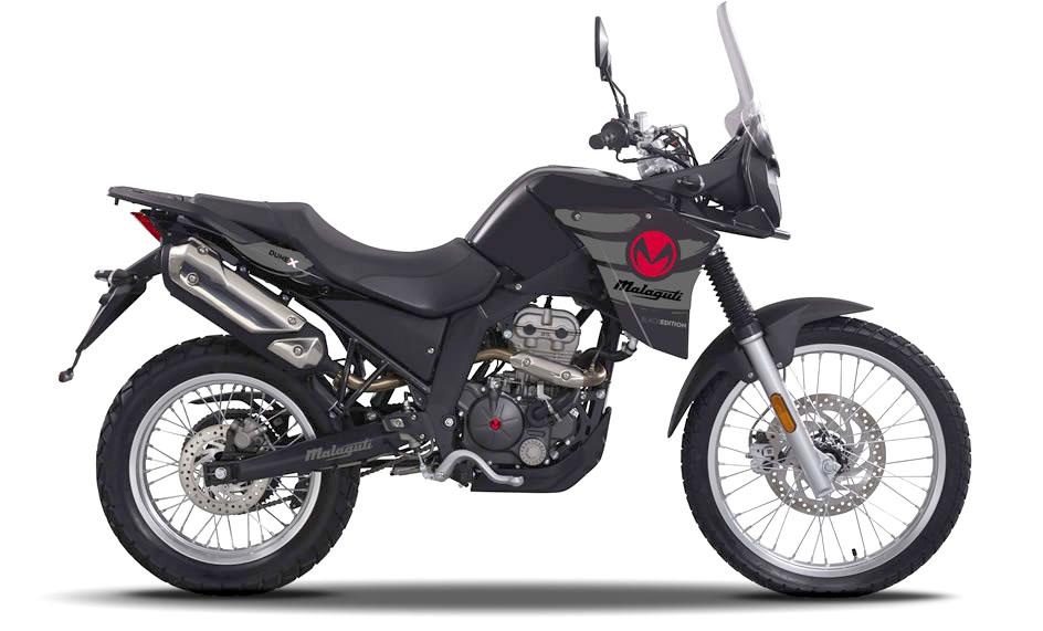 Malaguti Dune 125 X Black Edition