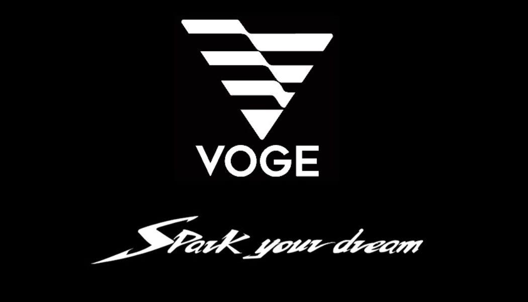 Voge – nowa marka motocykli, czasopismo kobiece, czy może coś co już znamy?
