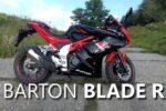 Test i prezentacja Barton Blade R 125