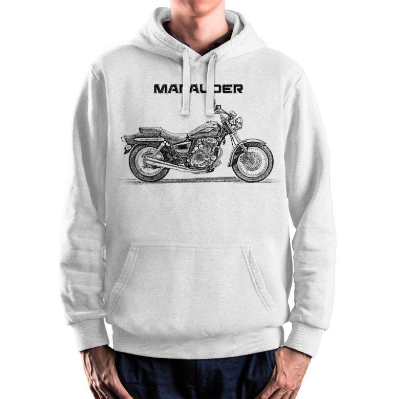 prezent dla motocyklisty bluza z Suzuki Marauder 125