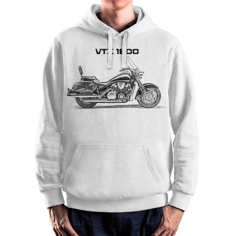 prezent dla motocyklisty bluza z Honda VTX 1800