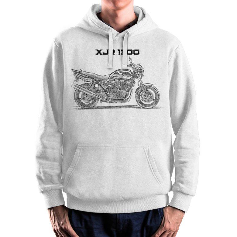prezent dla motocyklisty bluza z Yamaha XJR 1300