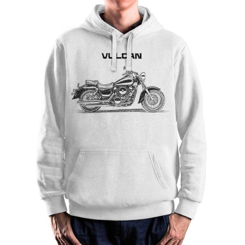 prezent dla motocyklisty bluza z Kawasaki VN Classic 1500