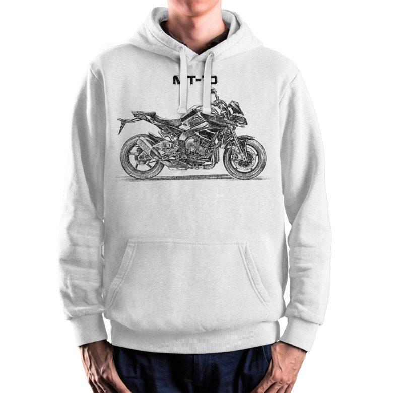 prezent dla motocyklisty bluza z Yamaha MT-10