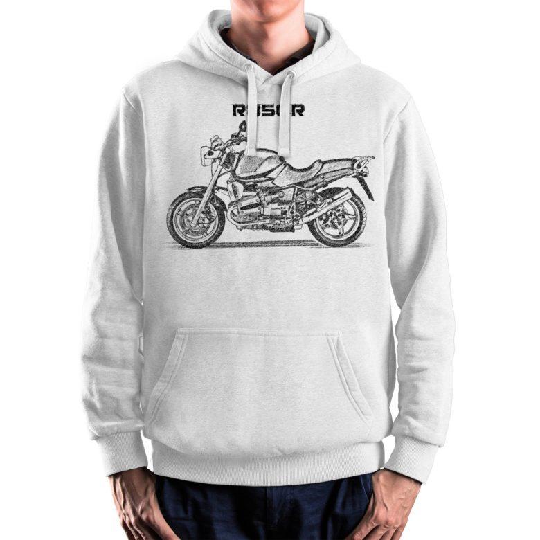 prezent dla motocyklisty bluza z BMW R850R