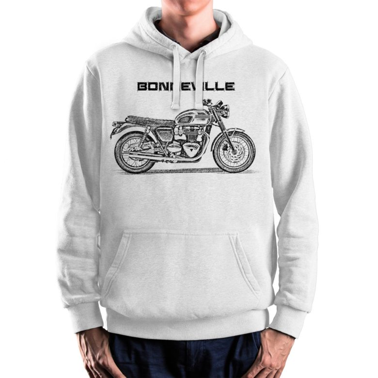 prezent dla motocyklisty bluza z Triumph Bonneville T120