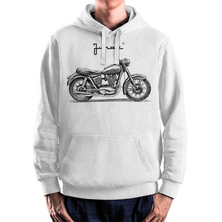 prezent dla motocyklisty bluza z Junak M10