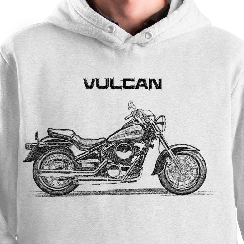 prezent dla motocyklisty bluza z Kawasaki VN 800 Classic