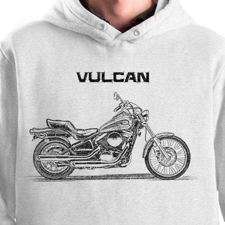 prezent dla motocyklisty bluza z Kawasaki VN 800