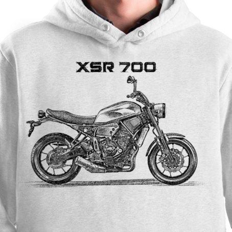 Bluzy z nadrukiem motocykla